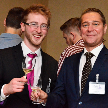 Ben and Gyorgy Get In Contact Novel Wines