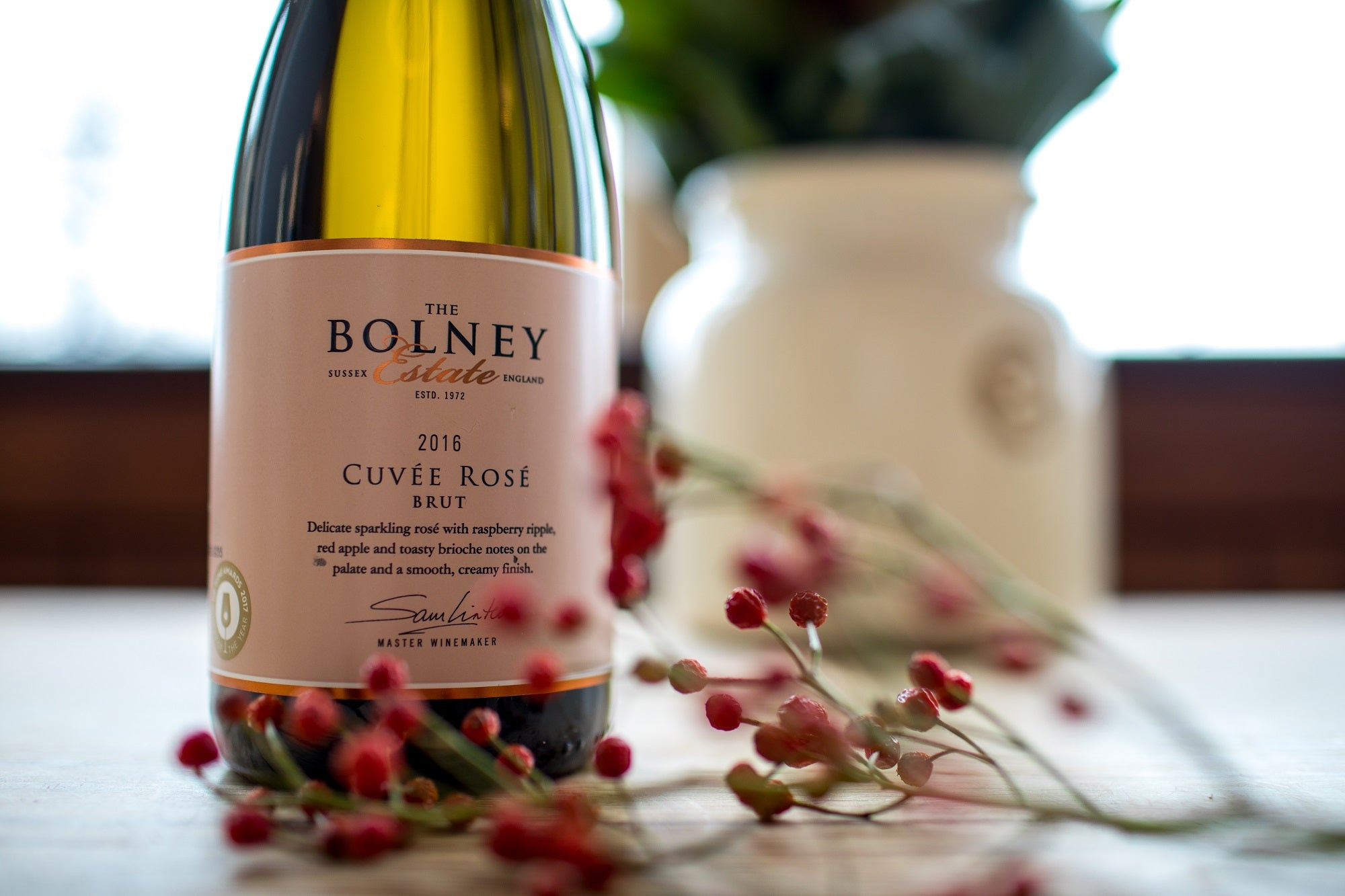 Bolney Estate Cuvee Rose