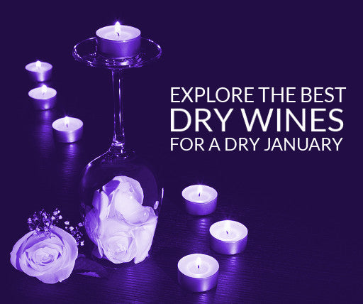 Dry wines for a dry January