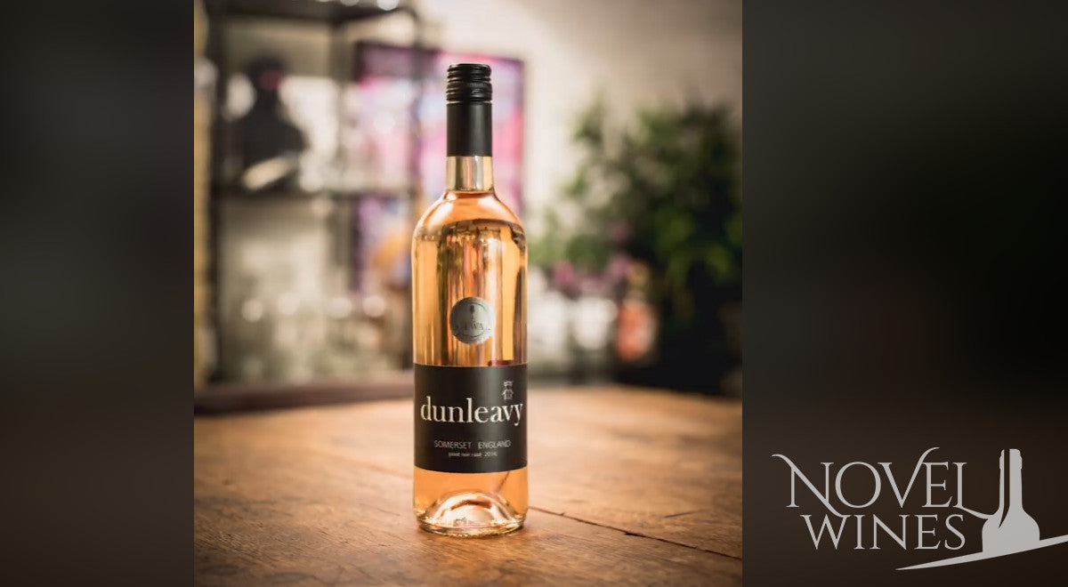 Dunleavy Vineyards English Rose Wins Coveted Award