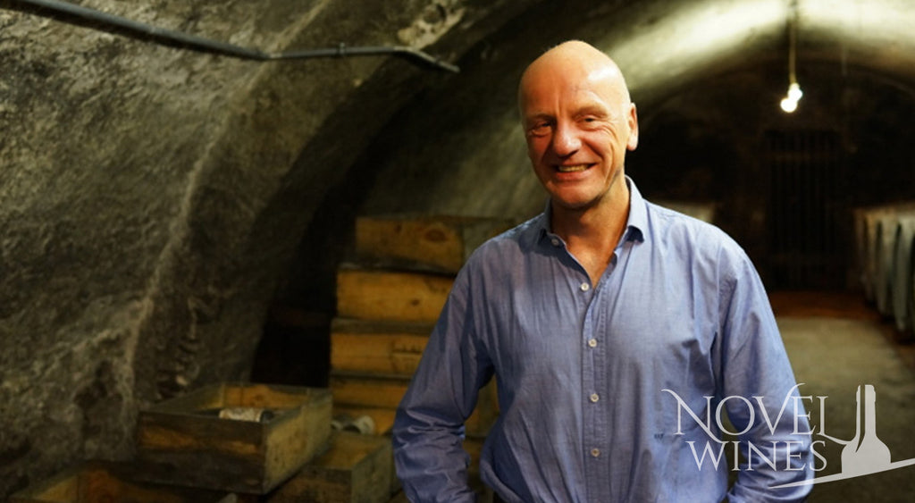 Egon Muller, legendary winemaker
