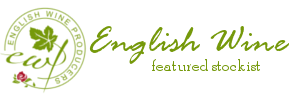 Novel Wines is a featured stockist for English wine according to the English Wine Producers association