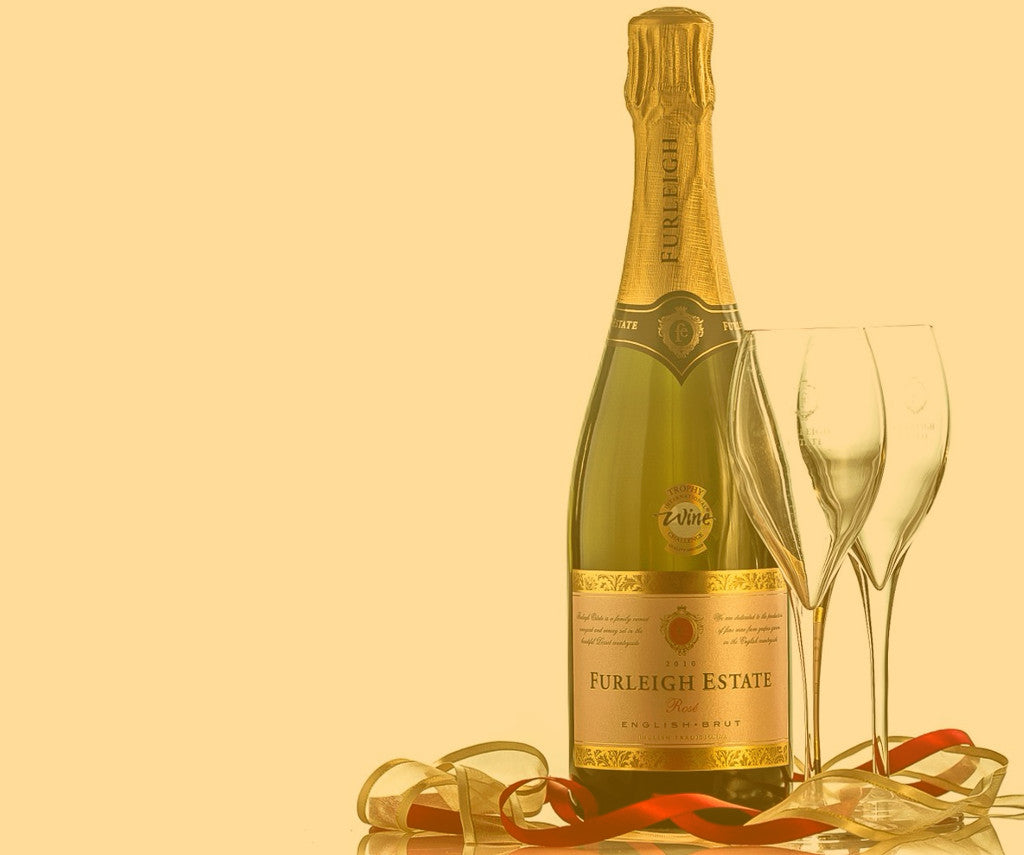 10% off all sparkling wine including English fizz for Christmas day