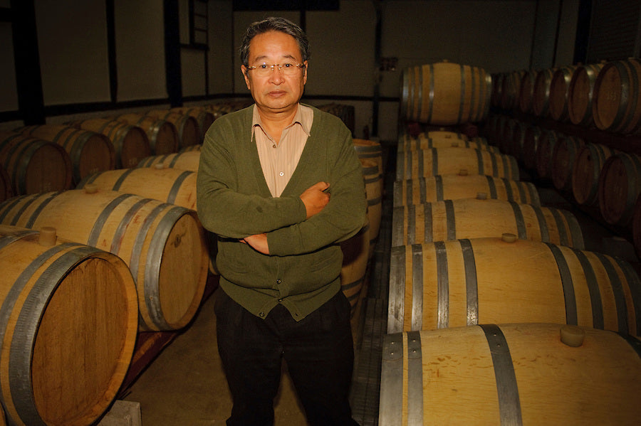 Shigekazu Misawa is the previous head winemaker at Grace