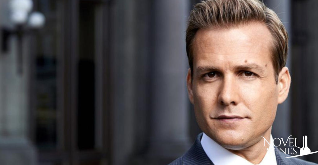 Harvey character from Suits