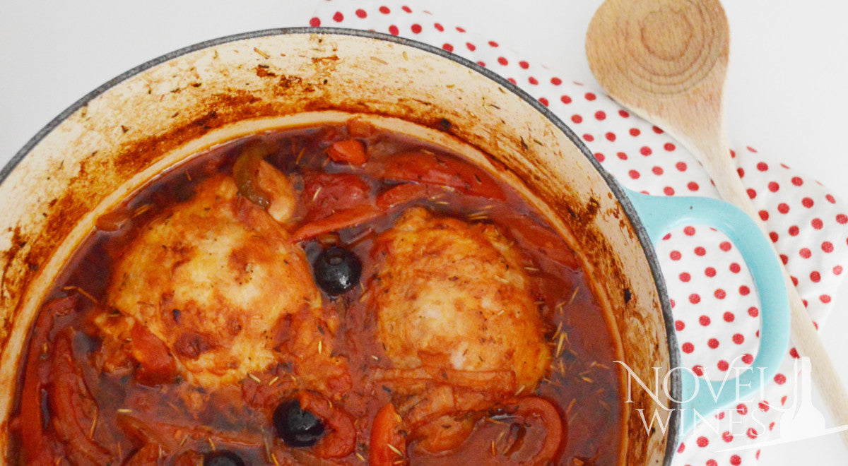 One Pot Chicken Andalucia Recipe