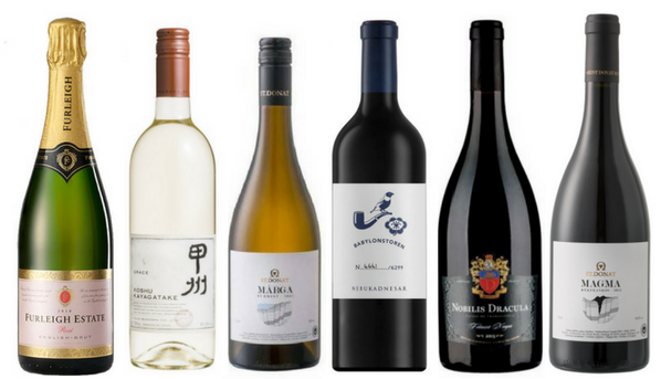 Sign up to the Novel Wines newsletter and never miss our unique wines