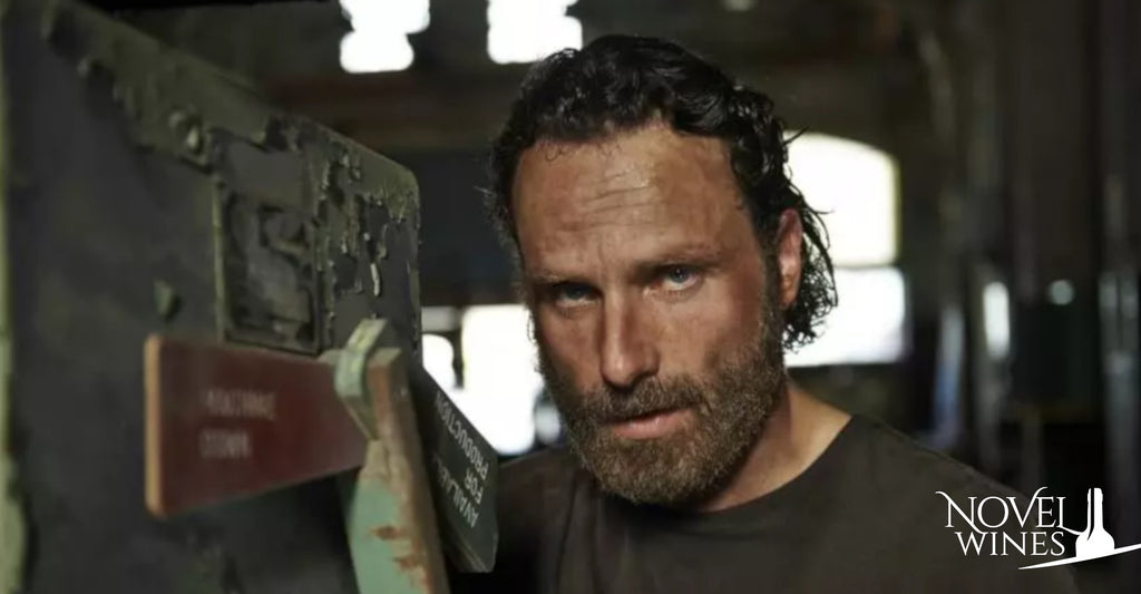 Rick Grimes from The Walking Dead