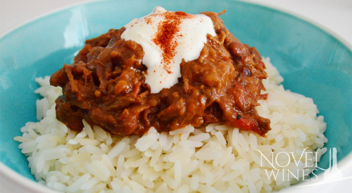 Slow Cooked Chilli Con Carne Recipe by Sal Godfrey