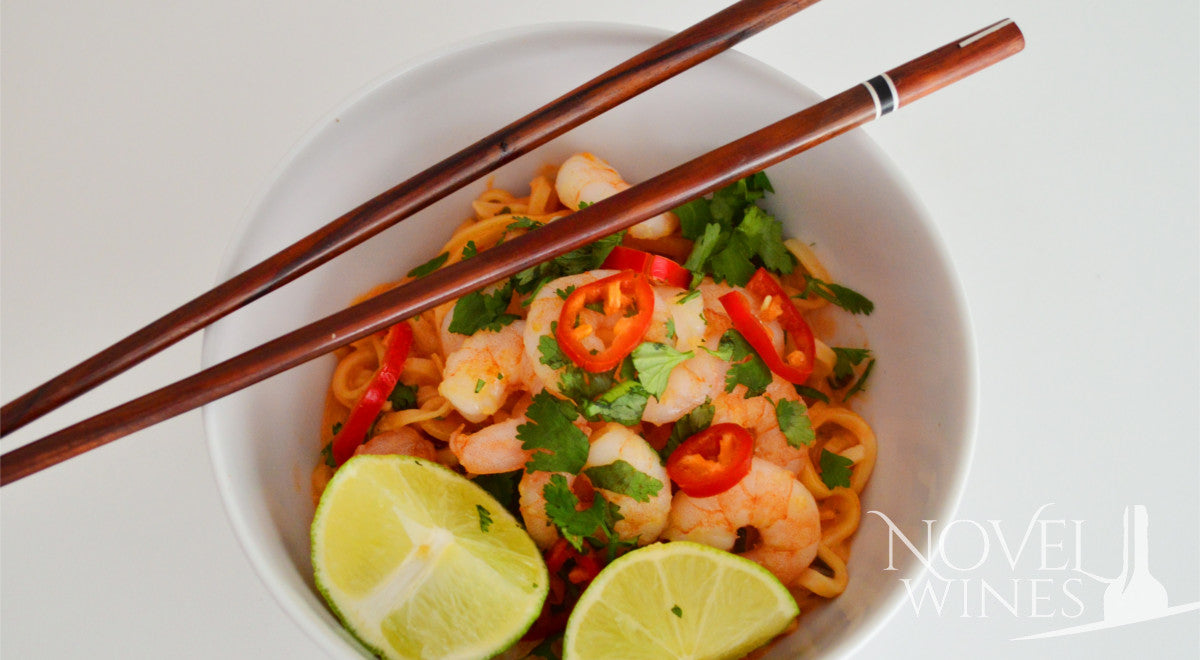 Thai red curry Recipe by Sal Godfrey