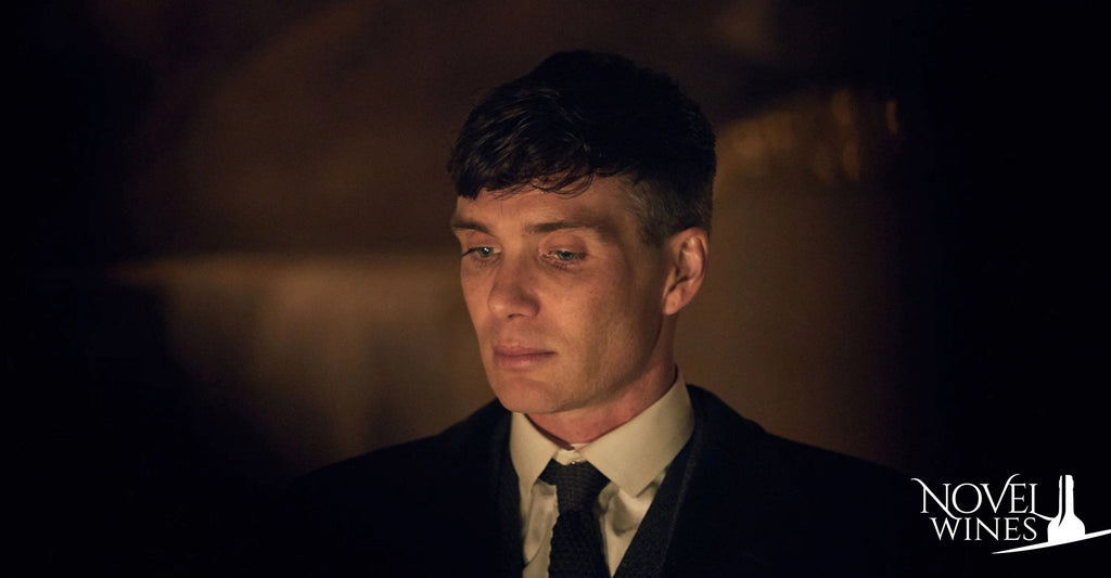 Tommy character from Peaky Blinders BBC