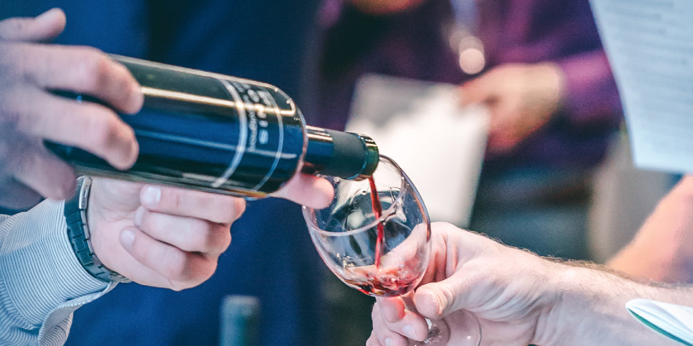 Share great wines