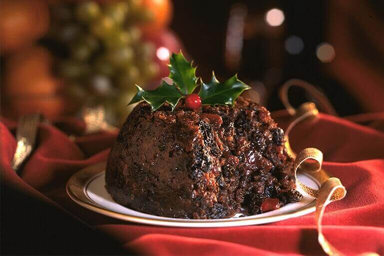 Delicious Christmas pudding recipe and wine pairings