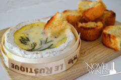 Baked Camembert and Rosemary
