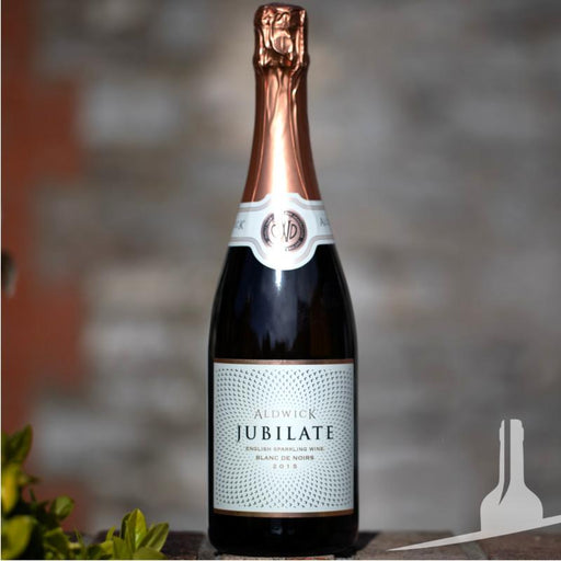 Aldwick Estate Jubilate Blanc de Noirs English Sparkling Wine Buy Online