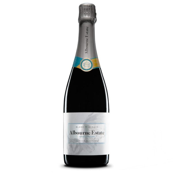 Albourne Estate Blanc de Blancs English Sparkling Wine from Sussex