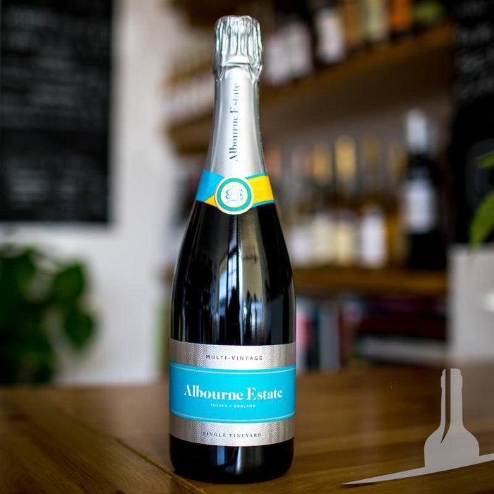 Buy Albourne Estate Multi-Vintage English Sparkling Wine Online