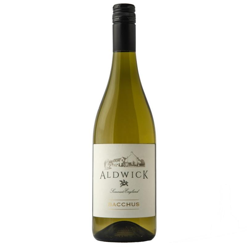 Aldwick Bacchus English White Wine from Somerset