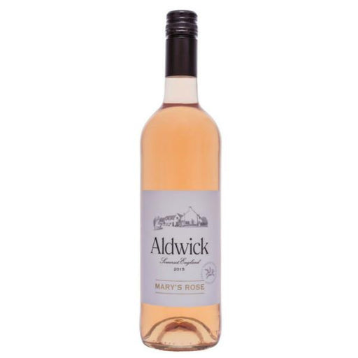 Aldwick Court Farm and Vineyard Mary's Rose English Wine from Somerset