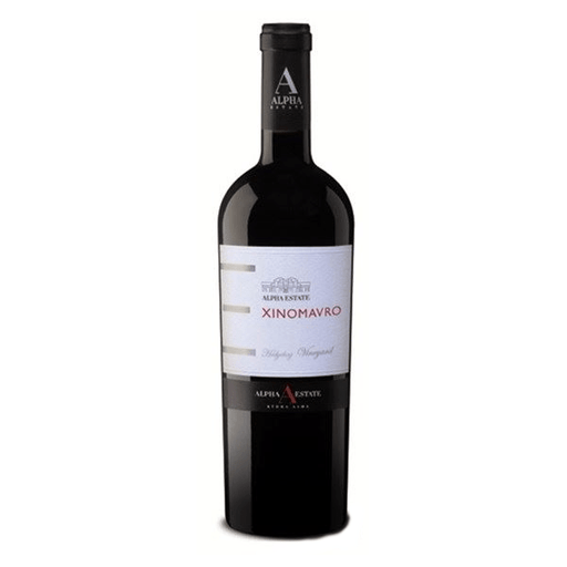 Ktima Alpha Estate Xinomavro Hedgehog Single Vineyard from Amyndeon in Greece - a full bodied red wine similar to Nebbiolo