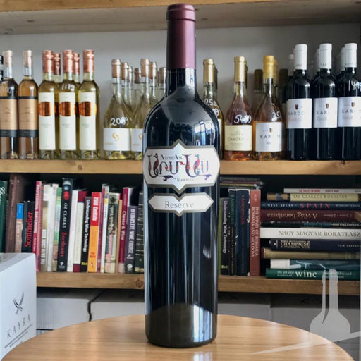 ArmAs Karmrahyut Reserve Red Wine from Armenia