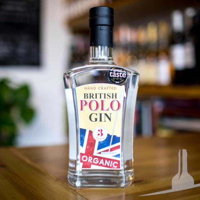British Polo Organic Botanical No. 3 Gin, England