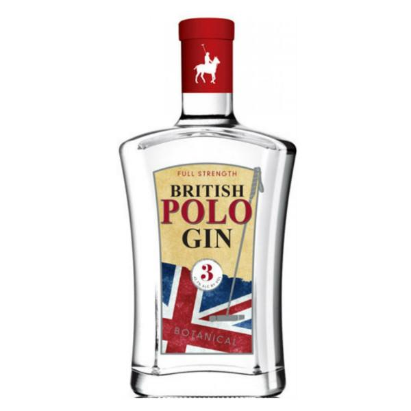 British Polo Organic Botanical No. 3 Gin from Gloucester, England