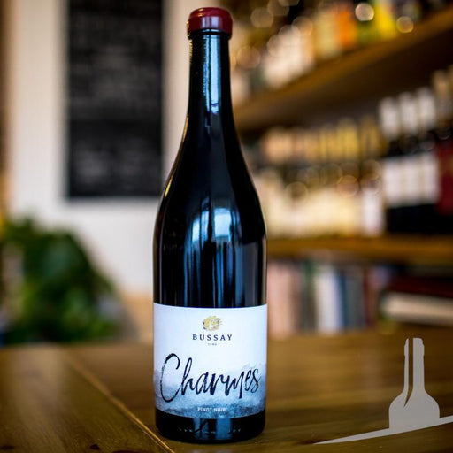 Bussay Charmes Pinot Noir from Zala region in Hungary