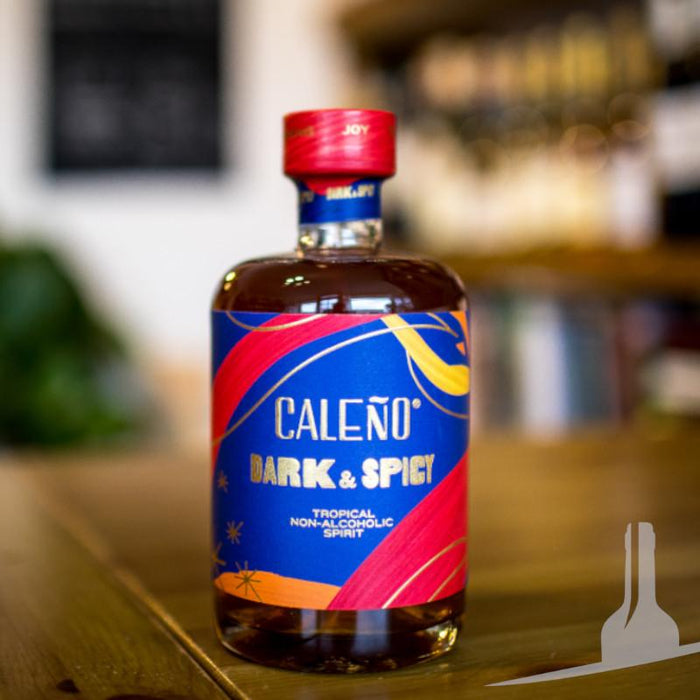 Caleno Dark and Spicy Non-Alcoholic Spirit