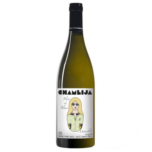 Chamlija Mutesekkir Blanc du Blancs Turkish White Wine