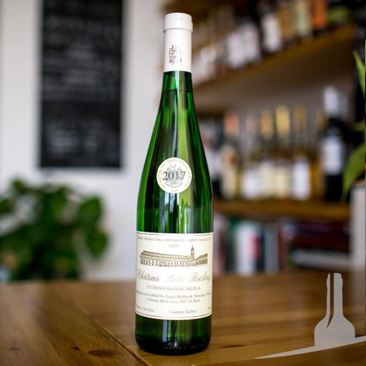 Chateau Bela Riesling by Egon Muller 2017, Slovakia