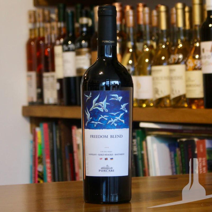 Chateau Purcari Freedom Blend Moldovan Red Wine
