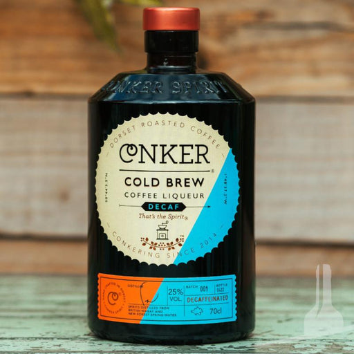 Conker Spirit Decaf Cold Brew Coffee Liqueur 25.0% abv, England