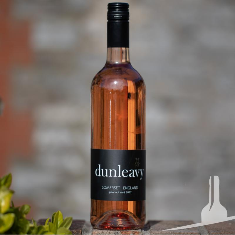 Dunleavy English Pinot Noir Rose Somerset wine buy online