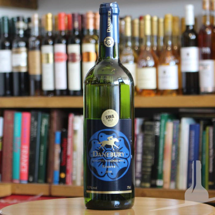 Danebury Vineyards Reserve - English White Wine from Hampshire Buy Online