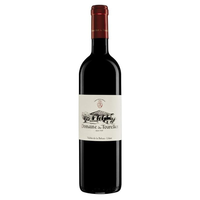 Domaine des Tourelles Red Wine from Lebanon