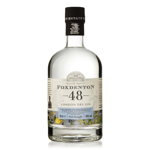 Foxdenton 'The Original 48' London Dry Gin 48.0% abv, England