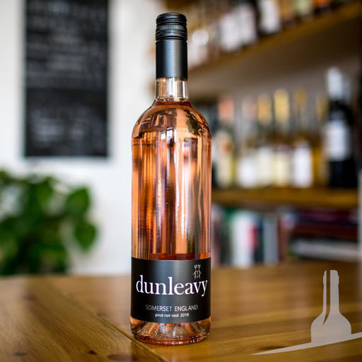 Dunleavy Vineyards English Pinot Noir Rose from Somerset
