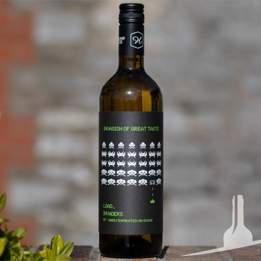 Eschenhof Holzer Invader Orange Muller-Thurgau Austrian white wine buy online from Novel Wines