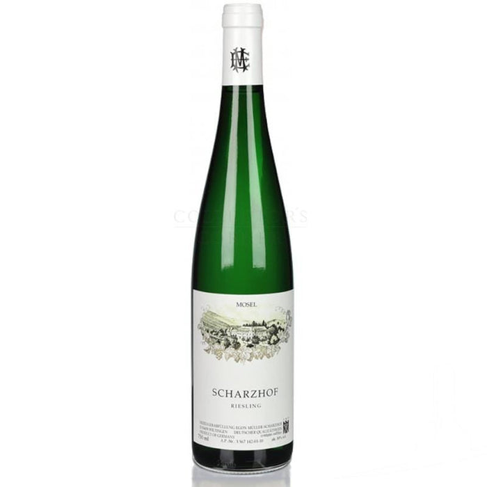 Egon Muller Scharzhof Qba Riesling from Mosel Valley