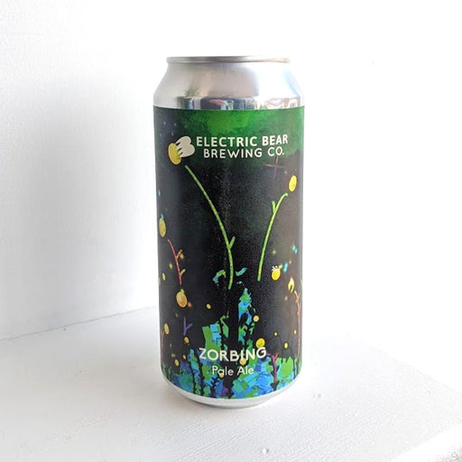 Electric Bear Brewing Company Zorbing Gluten Free Pale Ale from Bath