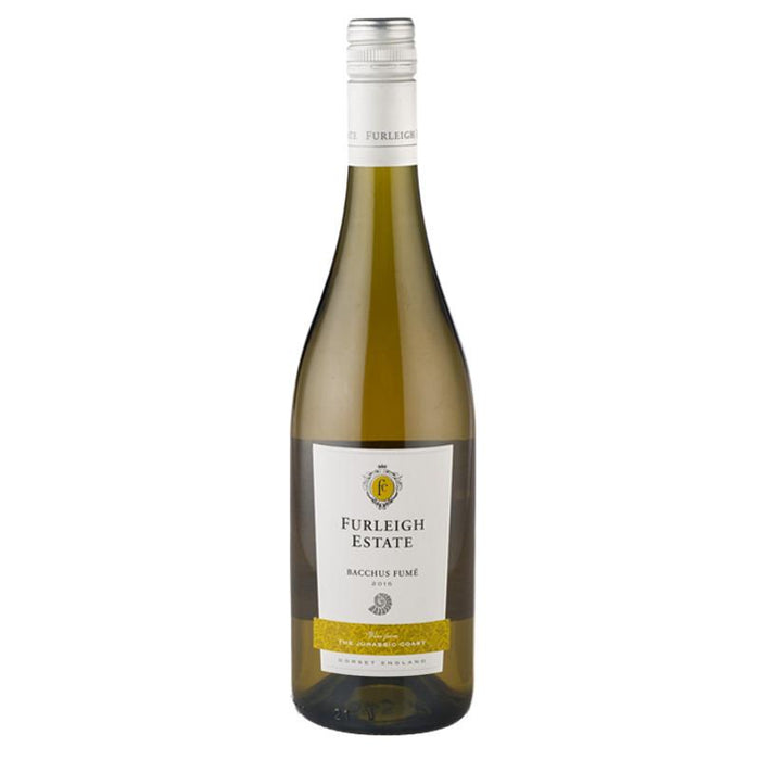 Furleigh Estate Bacchus Fumé is an award-winning English white wine from Dorset's Jurassic Coast