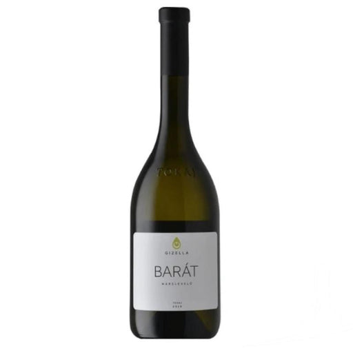 Gizella Barat Harslevelu Grand Cru Hungarian white wine