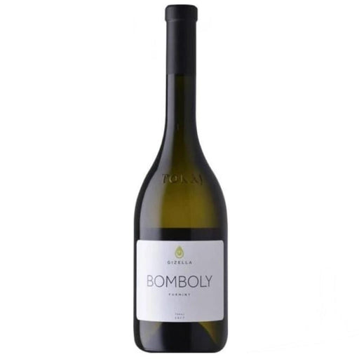 Gizella Bomboly Single Vineyard Furmint from Tokaj in Hungary