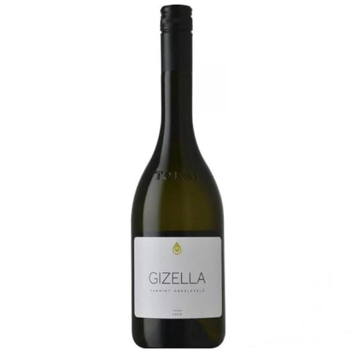 Gizella Estate Furmint and Harslevelu Blend from Tokaj, Hungary