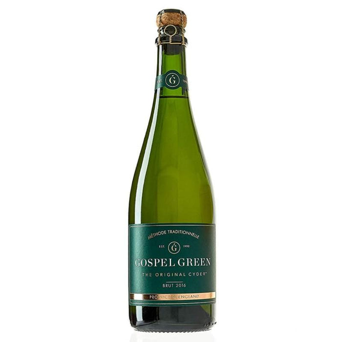 Gospel Green The Original Cyder Brut from Hampshire