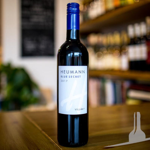 Buy Heumann Blue Secret full bodied Hungarian red wine