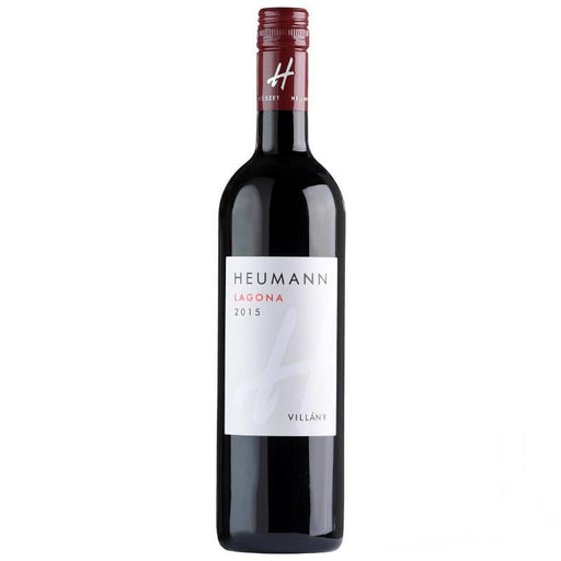 Heumann Lagona Red Wine from Villany, Hungary