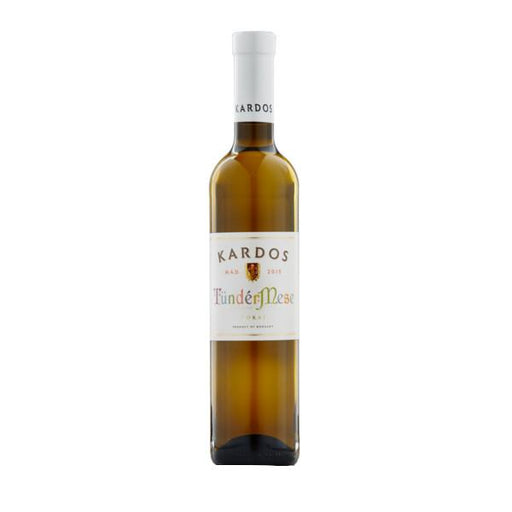 "Luxury Hungarian dessert wine late harvest Kardos Tundermese ""Fairytale"" from Tokaj, Hungary"