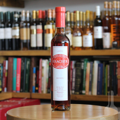 Kracher Beerenauslese Red Roses is a sweet dessert wine from Austria